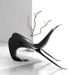 50 Stunning Sculptural Chairs That Act As Artistic Centrepieces