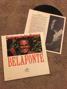 Harry Belafonte Calypso in Brass Vinyl LP Record 1963 RCA Victor LSP 3658 Nice | eBay