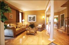 Our interior wood columns can be used purely for decorative purposes or for their structural load bearing capabilities. They are true to the classical orders of architecture that architects and builders are looking for to meet their design needs. Fluted Columns, Wood Columns, Interior Columns, Interior Design, Moulding, Contemporary Architecture, European Fashion, Old World, Cap