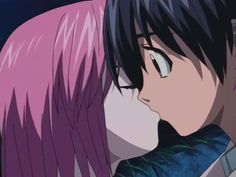 Lucy y Kouta