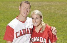 Brett and Danielle Lawrie