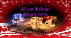 The holidays may be over but my Christmas reading wasn't.  Check out the reviews for these 10 M/M holiday romances by Rj Scott & Meredith Russell, Posy Roberts, Emma Keene, Josh Lanyon, Lou Harper, Kris T Bethke, Alex Whitehall, Ari McKay, & TJ Nichols                        http://padmeslibrary.blogspot.com/2017/01/after-christmas-holiday-reads-2016.html