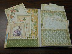 Memories & More Classes: Secret Garden Mini Album, with Bonnie
