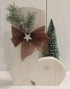 Nikolausstiefel - Weihnachten - Nikolausstiefel - gewachst - ein Designerstück von Hexerei bei DaWanda
