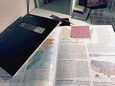 literature grad student n reformed studyblr College Motivation, Study Motivation, Study Organization, Planner Organization, Bujo, Ap Exams, Study Board, School Study Tips, Pretty Notes