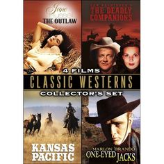 Classic Westerns Collector's Set DVD