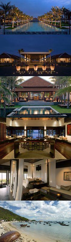 The Nam Hải Resort Hội An nằm trong top 5 resort tốt nhất thế giới của khu vực Châu Á. Giá ưu đãi cho khách nội địa - Đến 19/12/2014. Mức giá phòng chỉ từ 7.430.000 VNĐ/ đêm / 2 khách. Liên hệ đặt phòng ngay: http://asiabooking.com.vn/the-nam-hai-resort-dhxh131.html