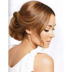 Messy Updo for wedding | Hairstyles Weekly