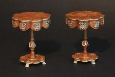 Gooch Louis XVTH Scallopeded Tables.jpg 1,473×992 pixels