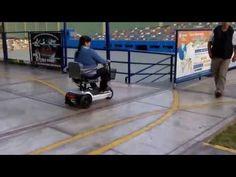 VENDO Scooter Electrico para discapacitados Lima, Perú - YouTube