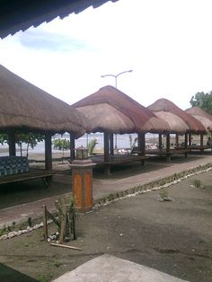 Amontay, Nasipit. A middle-class resort not far from Butuan City.