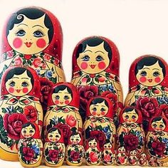 📸: my Matryoshka doll, more commonly known as babushka dolls 🎀One of my favourite travel souvenirs 🛍 Russian Folk Art, Cruise Holidays, Scottish Thistle, Matryoshka Doll, Travel Souvenirs, Beautiful Dolls, Doll Toys, Delicate, Artwork