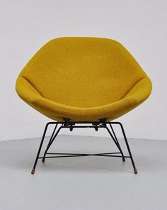 Augusto Bozzi - Saporiti Lounge Chair - 1956.
