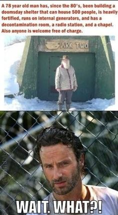 Shelter #TheWalkingDead