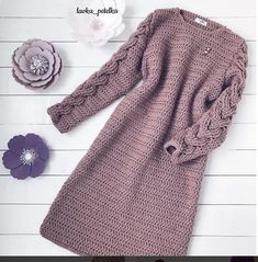 Discover thousands of images about 43 Sleek and Stylish CROCHET TOPS Patterns Ideas and Images for New Year 2019 Crochet Jumper, Crochet Coat, Crochet Jacket, Crochet Blouse, Crochet Clothes, Diy Crafts Dress, Popular Crochet, Crochet Fashion, Sweater Weather