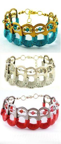 Bracelets Canettes Soda …