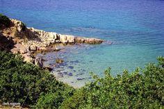 Uvala bosana - Otok Pag