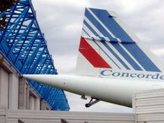 Air France - Concorde Tupolev Tu 144, The Art Of Flight, Air France, Concorde, Choppers, Planes, Jet, Aviation, Aircraft