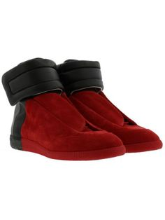 MAISON MARGIELA Maison Margiela Sneakers High Top. #maisonmargiela #shoes #maison-margiela-sneakers-high-top