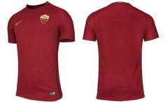 Camisa de 90 anos da AS Roma Nike Derby della Capitale