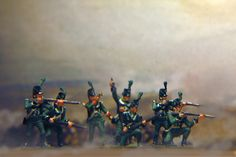 British 95th Rifles Conversion from Airfix