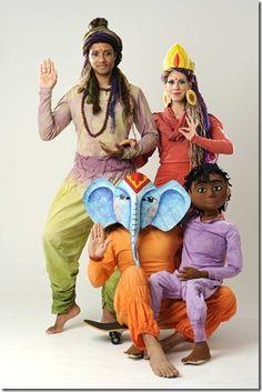 """Agenda Cultural RJ: Musical infantil """"As Aventuras do Menino Iogue"""", c..."""