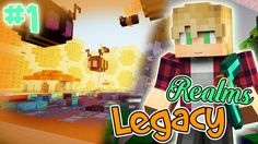 Bee Mine, Double Rank Up - Minecraft Legacy Realms Ep. 1 (OP Prison)