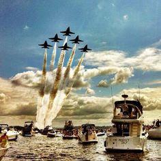 Blue Angels - Summertime Fun!!!