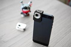 Trygger Clip on iPhone 5 Polarizing Filter