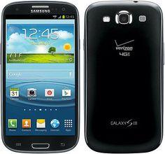 RB Samsung Galaxy S III SCH-I535 - 16GB - Sapphire Black (Verizon) Smartphone(B). Deal Price: $174.95. List Price: $399.95. Visit http://dealtodeals.com/rb-samsung-galaxy-iii-sch-i535-16gb-sapphire-black-verizon-smartphone/d21524/cell-phones-smartphones/c52/