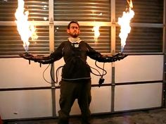 Bitchin' Flamethrower Gloves ... 5 Revenge Products: A Buyer's Guide for Psychopaths | Cracked.com