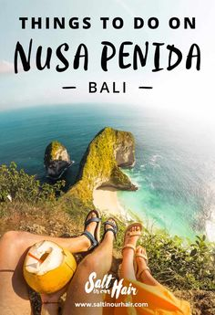 Nusa Penida is the best-kept secret of Bali. It is best to do a Nusa Penida tour for its incredible high coastal cliffs and yet untouched nature. Bali Travel Guide, Asia Travel, Travel Guides, Travel Plane, Travel Backpack, Oh The Places You'll Go, Places To Travel, Travel Destinations, Places To Visit