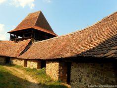 Biserica fortificată din Viscri