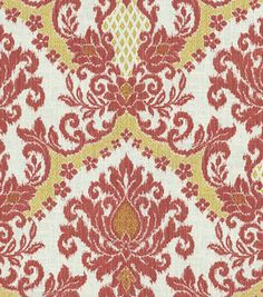 Home Decor Fabric-Waverly Bedazzle Clementine : home decor fabric : fabric :  Shop | Joann.com
