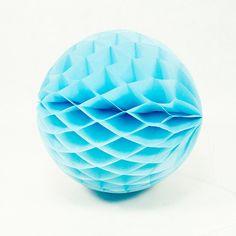 "Baby Blue 8"" Tissue Ball"