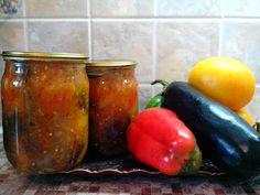 Маруусина каморка: Овощи в собственном соку