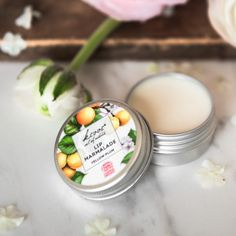 Kivvi Yellow Plum Lip Marmalade for all skin types - organic cosmetic from waku-organics.com