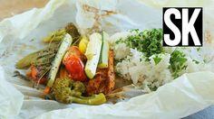 Szuper egyszerű és szuper egészséges csirkés ebéd - indavideo.hu Allergy Free Recipes, Healthy Sweets, Cobb Salad, Free Food, Steak, Food And Drink, Mexican, Dinner, Ethnic Recipes