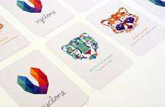 40 business card designs for your inspiration