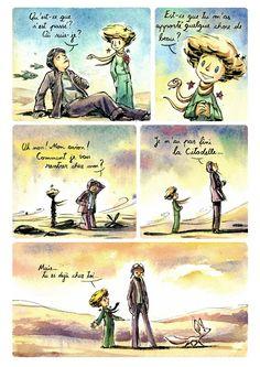 Le Monde d'ileana: juillet 2010 - hommage au Petit Prince