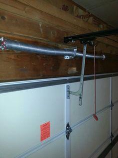 Delicieux Replaced Broken Garage Door Springs... Near Rd St W, Apple Valley,