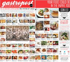 My photo of green beans and garlic is in the August 30, 2014 Vancouver Sun.  Newspaper | Gastropost Vancouver: Food Photos and Food Missions for Food Lovers in Vancouver