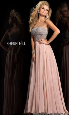 Sherri Hill 11017 Prom Dress
