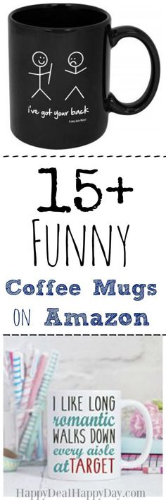 Funny Coffe Mugs you can find on Amazon!  #funnygifts #funnymugs #funnygiftideas #giftideas #giftideasforteachers