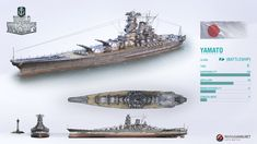 IJN Yamato | World of Warships