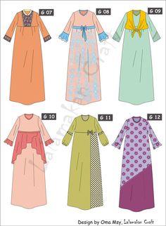 1254 Best Pola Baju Images Clothing Patterns Dress Patterns