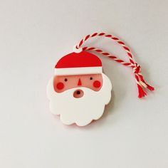 Nina Cosford - Santa Decoration