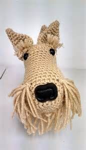 ... Crochet, Things Scottie, Scottie Dogs, Crafts Art, Wheaten Scottish
