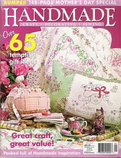 HANDEMADE - Sueli Rodrigues - Picasa Web Albums...patterns and instructions!