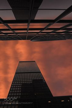 Sunset by wbeckett #architecture #building #architexture #city #buildings #skyscraper #urban #design #minimal #cities #town #street #art #arts #architecturelovers #abstract #photooftheday #amazing #picoftheday